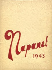 Nappanee High School - Napanet Yearbook (Nappanee, IN) online yearbook collection, 1943 Edition, Page 1