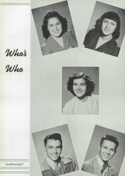 Page 14, 1947 Edition, Nappanee High School - Napanet Yearbook (Nappanee, IN) online yearbook collection