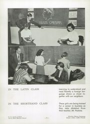 Page 12, 1950 Edition, Nappanee High School - Napanet Yearbook (Nappanee, IN) online yearbook collection