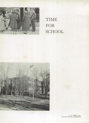 Page 7, 1950 Edition, Nappanee High School - Napanet Yearbook (Nappanee, IN) online yearbook collection