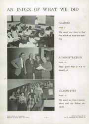 Page 8, 1950 Edition, Nappanee High School - Napanet Yearbook (Nappanee, IN) online yearbook collection