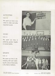 Page 9, 1950 Edition, Nappanee High School - Napanet Yearbook (Nappanee, IN) online yearbook collection
