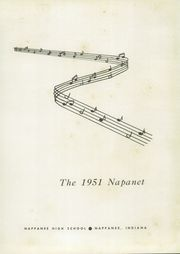 Page 5, 1951 Edition, Nappanee High School - Napanet Yearbook (Nappanee, IN) online yearbook collection