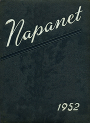 Nappanee High School - Napanet Yearbook (Nappanee, IN) online yearbook collection, 1952 Edition, Page 1