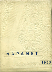 Nappanee High School - Napanet Yearbook (Nappanee, IN) online yearbook collection, 1953 Edition, Page 1