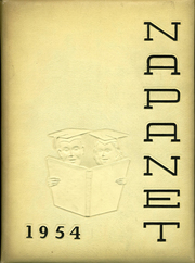 Nappanee High School - Napanet Yearbook (Nappanee, IN) online yearbook collection, 1954 Edition, Page 1