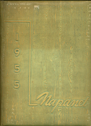Nappanee High School - Napanet Yearbook (Nappanee, IN) online yearbook collection, 1955 Edition, Page 1