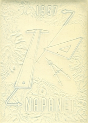 Nappanee High School - Napanet Yearbook (Nappanee, IN) online yearbook collection, 1957 Edition, Page 1