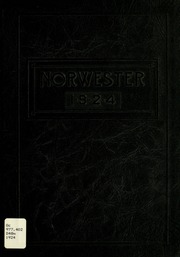 Page 1, 1924 Edition, Northwestern High School - Norwester Yearbook (Detroit, MI) online yearbook collection