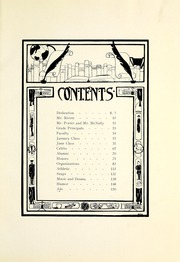 Page 11, 1924 Edition, Northwestern High School - Norwester Yearbook (Detroit, MI) online yearbook collection