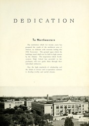 Page 11, 1934 Edition, Northwestern High School - Norwester Yearbook (Detroit, MI) online yearbook collection