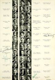 Page 17, 1934 Edition, Northwestern High School - Norwester Yearbook (Detroit, MI) online yearbook collection