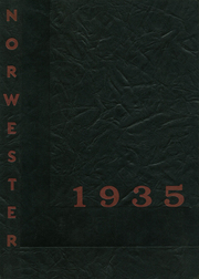 Northwestern High School - Norwester Yearbook (Detroit, MI) online yearbook collection, 1935 Edition, Page 1