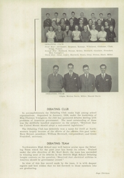 Page 17, 1937 Edition, Northwestern High School - Norwester Yearbook (Detroit, MI) online yearbook collection