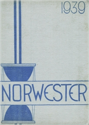 Northwestern High School - Norwester Yearbook (Detroit, MI) online yearbook collection, 1939 Edition, Page 1