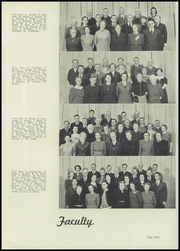 Page 13, 1941 Edition, Northwestern High School - Norwester Yearbook (Detroit, MI) online yearbook collection
