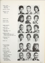 Page 37, 1961 Edition, Northwestern High School - Norwester Yearbook (Detroit, MI) online yearbook collection