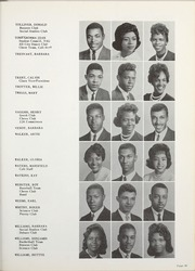 Page 49, 1961 Edition, Northwestern High School - Norwester Yearbook (Detroit, MI) online yearbook collection