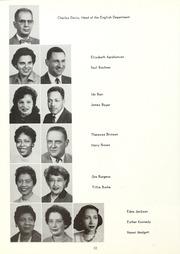Page 14, 1962 Edition, Northwestern High School - Norwester Yearbook (Detroit, MI) online yearbook collection