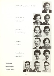 Page 15, 1962 Edition, Northwestern High School - Norwester Yearbook (Detroit, MI) online yearbook collection