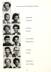 Page 16, 1962 Edition, Northwestern High School - Norwester Yearbook (Detroit, MI) online yearbook collection