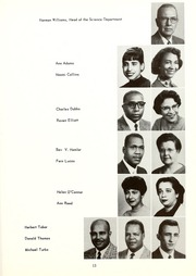 Page 17, 1962 Edition, Northwestern High School - Norwester Yearbook (Detroit, MI) online yearbook collection