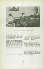 Page 16, 1938 Edition, Muskegon Heights High School - Oaks Yearbook (Muskegon Heights, MI) online yearbook collection