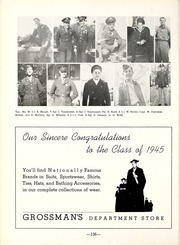 Page 140, 1945 Edition, Muskegon Heights High School - Oaks Yearbook (Muskegon Heights, MI) online yearbook collection