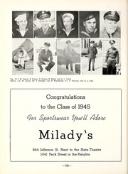 Page 142, 1945 Edition, Muskegon Heights High School - Oaks Yearbook (Muskegon Heights, MI) online yearbook collection