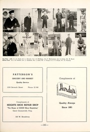 Page 145, 1945 Edition, Muskegon Heights High School - Oaks Yearbook (Muskegon Heights, MI) online yearbook collection