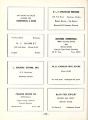 Page 146, 1945 Edition, Muskegon Heights High School - Oaks Yearbook (Muskegon Heights, MI) online yearbook collection