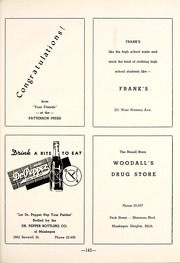 Page 147, 1945 Edition, Muskegon Heights High School - Oaks Yearbook (Muskegon Heights, MI) online yearbook collection