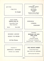 Page 152, 1945 Edition, Muskegon Heights High School - Oaks Yearbook (Muskegon Heights, MI) online yearbook collection