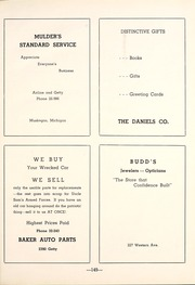 Page 153, 1945 Edition, Muskegon Heights High School - Oaks Yearbook (Muskegon Heights, MI) online yearbook collection