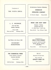 Page 154, 1945 Edition, Muskegon Heights High School - Oaks Yearbook (Muskegon Heights, MI) online yearbook collection