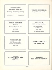 Page 158, 1945 Edition, Muskegon Heights High School - Oaks Yearbook (Muskegon Heights, MI) online yearbook collection