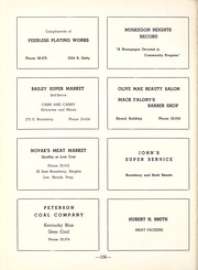 Page 160, 1945 Edition, Muskegon Heights High School - Oaks Yearbook (Muskegon Heights, MI) online yearbook collection