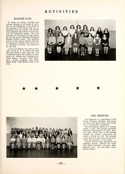 Page 91, 1945 Edition, Muskegon Heights High School - Oaks Yearbook (Muskegon Heights, MI) online yearbook collection