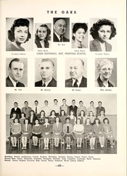 Page 93, 1945 Edition, Muskegon Heights High School - Oaks Yearbook (Muskegon Heights, MI) online yearbook collection