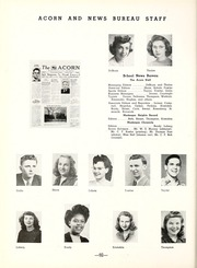 Page 96, 1945 Edition, Muskegon Heights High School - Oaks Yearbook (Muskegon Heights, MI) online yearbook collection