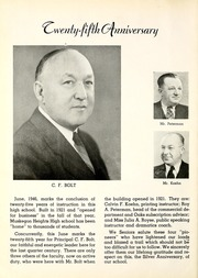 Page 16, 1946 Edition, Muskegon Heights High School - Oaks Yearbook (Muskegon Heights, MI) online yearbook collection