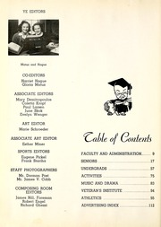 Page 8, 1946 Edition, Muskegon Heights High School - Oaks Yearbook (Muskegon Heights, MI) online yearbook collection