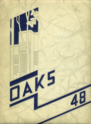 Muskegon Heights High School - Oaks Yearbook (Muskegon Heights, MI) online yearbook collection, 1948 Edition, Page 1
