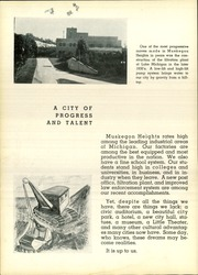 Page 10, 1950 Edition, Muskegon Heights High School - Oaks Yearbook (Muskegon Heights, MI) online yearbook collection