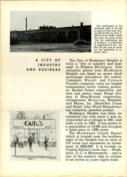 Page 14, 1950 Edition, Muskegon Heights High School - Oaks Yearbook (Muskegon Heights, MI) online yearbook collection