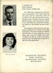 Page 7, 1950 Edition, Muskegon Heights High School - Oaks Yearbook (Muskegon Heights, MI) online yearbook collection