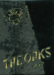 1952 Edition, Muskegon Heights High School - Oaks Yearbook (Muskegon Heights, MI)