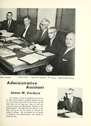Page 11, 1958 Edition, Muskegon Heights High School - Oaks Yearbook (Muskegon Heights, MI) online yearbook collection