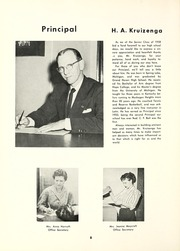 Page 12, 1958 Edition, Muskegon Heights High School - Oaks Yearbook (Muskegon Heights, MI) online yearbook collection