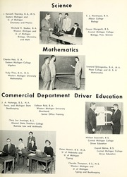 Page 15, 1958 Edition, Muskegon Heights High School - Oaks Yearbook (Muskegon Heights, MI) online yearbook collection